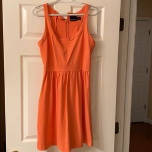 Cynthia Rowley Orange Dress